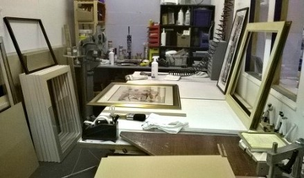 Framed Images Workshop