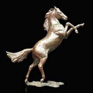 Equestrian Bronzes